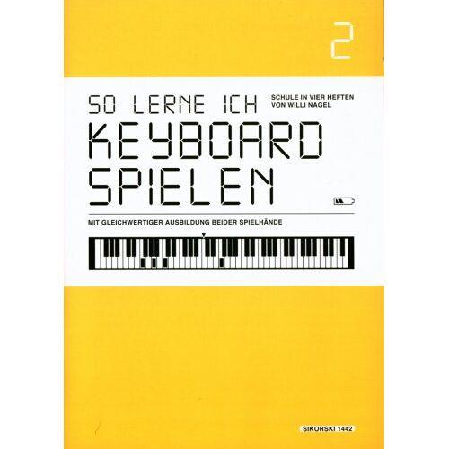 - So Lerne Ich Keyboard Spielen 2. Keyboard - Preis vom 26.01.2021 06:11:22 h