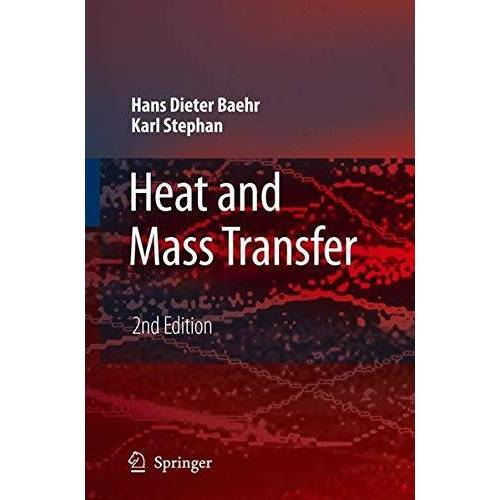 Baehr, Hans Dieter - Heat and Mass Transfer - Preis vom 23.10.2020 04:53:05 h
