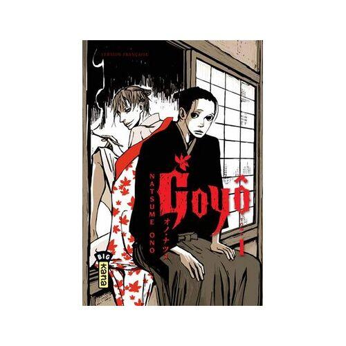 Natsume Ono - Goyô, Tome 1 : - Preis vom 17.01.2021 06:05:38 h