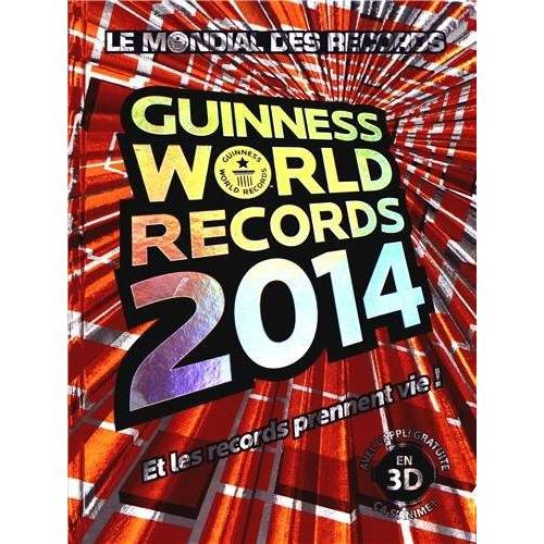 Guinness - Guinness world records 2014 - Preis vom 16.04.2021 04:54:32 h