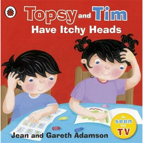 Jean Adamson - Topsy and Tim: Have Itchy Heads (Topsy & Tim) - Preis vom 03.05.2021 04:57:00 h