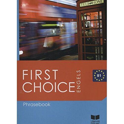 - First choice Phrasebook B1 - Preis vom 30.10.2020 05:57:41 h
