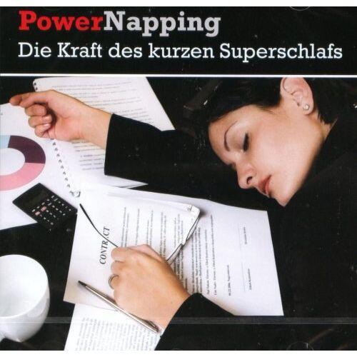 Konstantin Frank - Powernapping - Die Kraft des kurzen Superschlafs - Preis vom 14.01.2021 05:56:14 h
