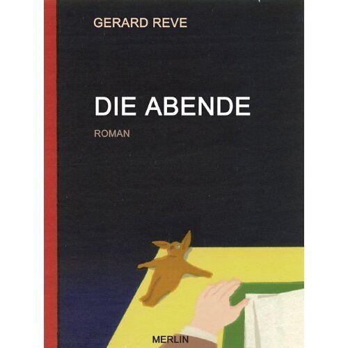 Gerard Reve - Die Abende - Preis vom 28.02.2021 06:03:40 h
