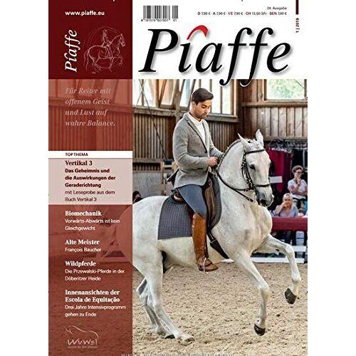 Piaffe - Piaffe 1/2019 - Preis vom 20.10.2020 04:55:35 h