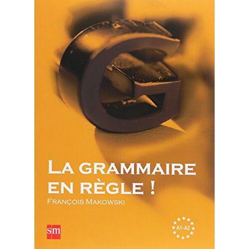 François Makowski - La grammaire en regle - Preis vom 24.02.2021 06:00:20 h