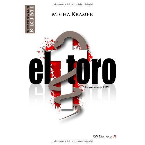 Micha Krämer - el toro: Ein Westerwald-Krimi - Preis vom 20.10.2020 04:55:35 h