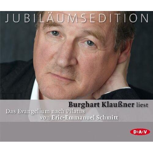 Eric-Emmanuel Schmitt - Das Evangelium nach Pilatus. Jubiläumsausgabe - Preis vom 18.04.2021 04:52:10 h