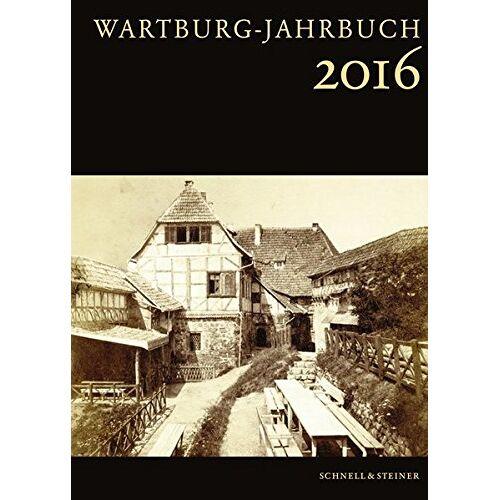 Wartburg-Stiftung - Wartburg-Jahrbuch 2016 - Preis vom 14.04.2021 04:53:30 h
