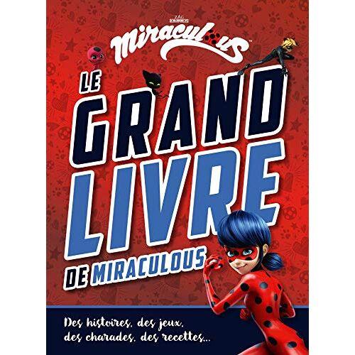 - Miraculous-Le grand livre de Miraculous - Preis vom 21.10.2020 04:49:09 h