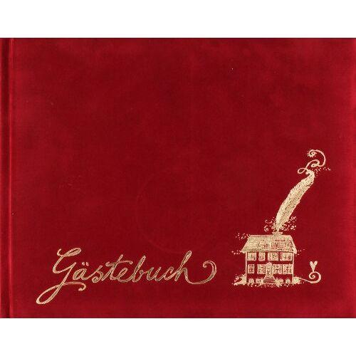- Gästebuch (Samt) - Preis vom 26.02.2021 06:01:53 h