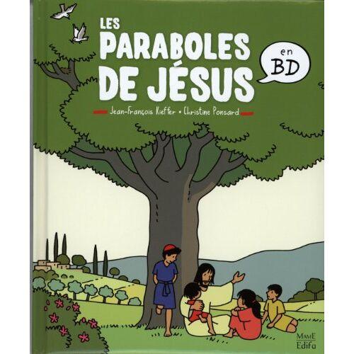 - Les paraboles de Jésus en BD - Preis vom 24.02.2021 06:00:20 h