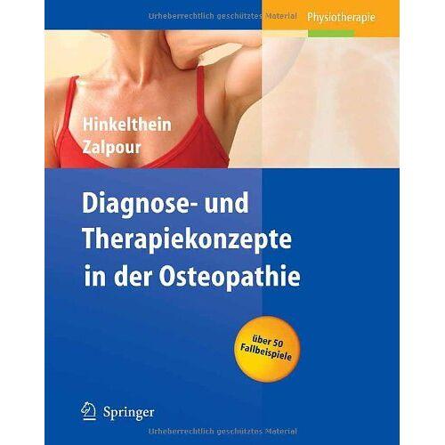 Edgar Hinkelthein - Diagnose- und Therapiekonzepte in der Osteopathie - Preis vom 25.02.2021 06:08:03 h