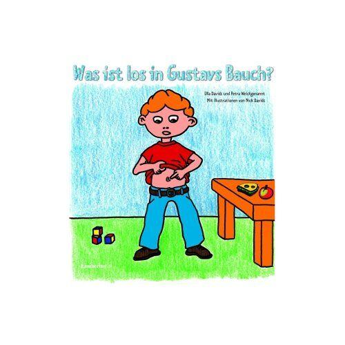 Ulla Davids - Was ist los in Gustavs Bauch? - Preis vom 26.02.2021 06:01:53 h