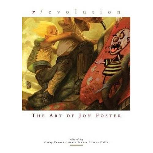 Jon Foster - Revolution: The Art of Jon Foster - Preis vom 24.02.2021 06:00:20 h