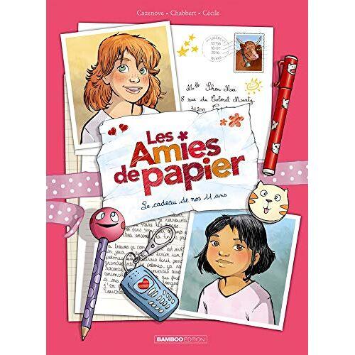- Les Amies de papier - Tome 01 - Prix découverte (Les amies de papier (1)) - Preis vom 18.10.2020 04:52:00 h