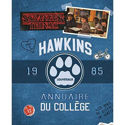 - Stranger Things : Annuaire Hawkins 1985 - Preis vom 25.10.2020 05:48:23 h