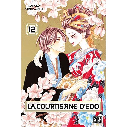 - La courtisane d'Edo T12 (La courtisane d'Edo, 12) - Preis vom 25.02.2021 06:08:03 h