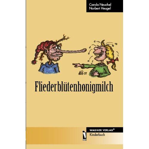 Carola Neuchel - Fliederblütenhonigmilch - Preis vom 20.10.2020 04:55:35 h