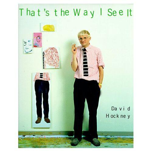 David Hockney - That's the Way I See It - Preis vom 12.05.2021 04:50:50 h