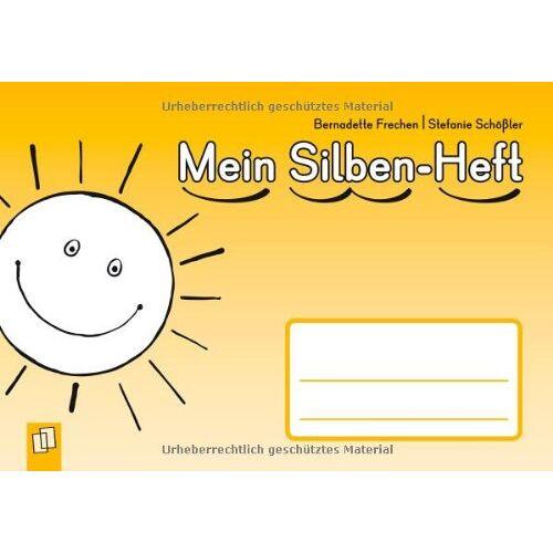 Bernadette Frechen - Mein Silben-Heft - Preis vom 23.02.2021 06:05:19 h