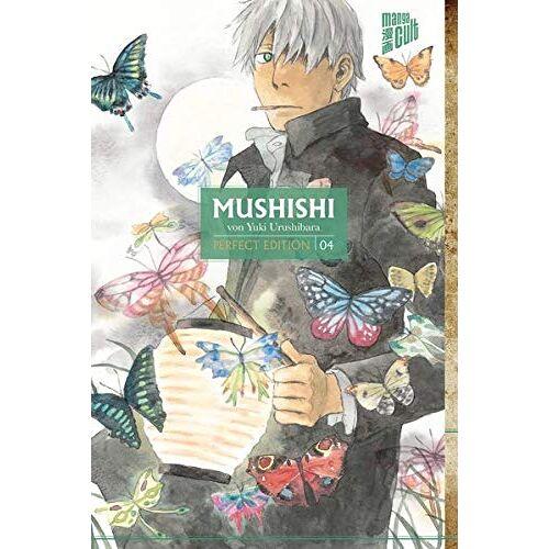 Yuki Urushibara - Mushishi - Perfect Edition 4 - Preis vom 28.02.2021 06:03:40 h