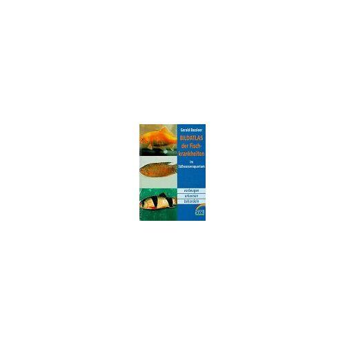 Gerald Bassleer - Bildatlas der Fischkrankheiten im Süßwasseraquarium. Vorbeugen, erkennen, behandeln - Preis vom 21.10.2020 04:49:09 h