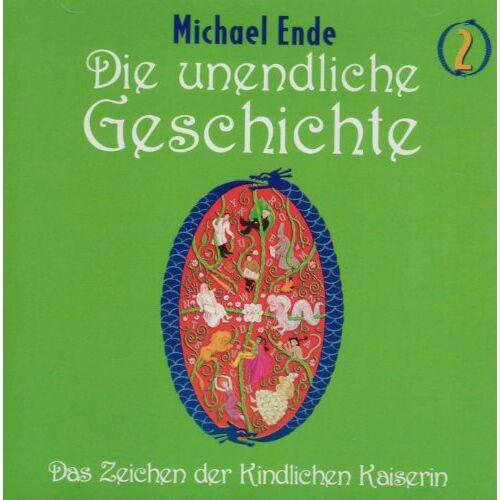 Michael Ende - Die unendliche Geschichte Folge 2. Das Zeichen der Kindlichen Kaiserin - Preis vom 06.09.2020 04:54:28 h