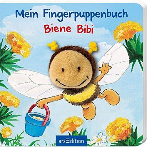 Andrea Gerlich - Mein Fingerpuppenbuch - Biene Bibi (Fingerpuppenbücher) - Preis vom 27.10.2020 05:58:10 h