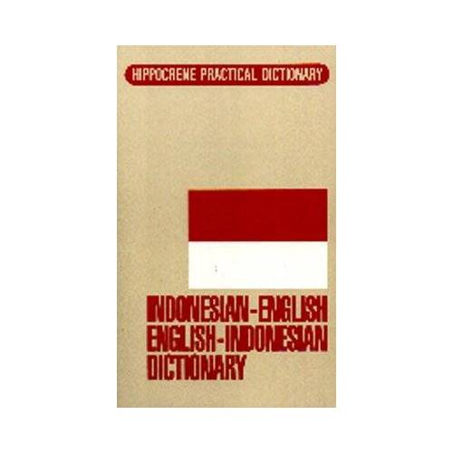 K Koen, Kramer und Davidsen - Indonesisch-Englisch & Englisch-Indonesisch Wörterbuch /Indonesian-English & English-Indonesian Dictionary (Indonesische Sprachbücher) - Preis vom 04.09.2020 04:54:27 h