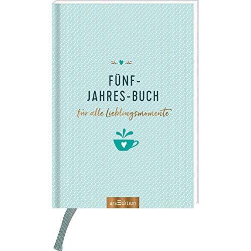 - Fünf-Jahres-Buch für alle Lieblingsmomente - Preis vom 19.10.2020 04:51:53 h