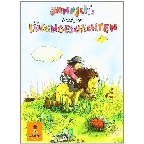Janosch - Janosch's wahre Lügengeschichten (Gulliver) - Preis vom 28.10.2020 05:53:24 h