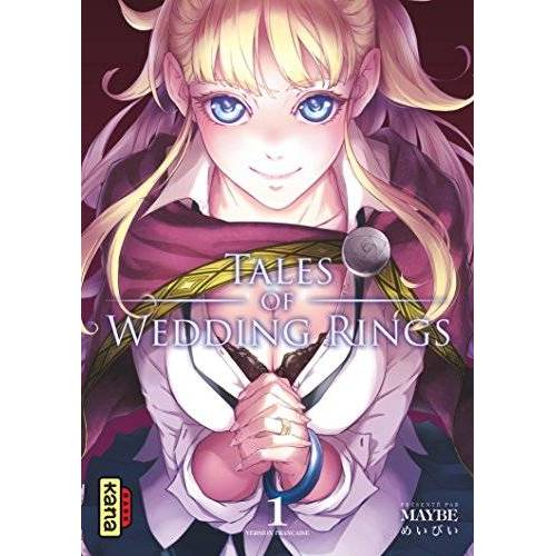 - Tales of the Wedding Rings, Tome 1 : - Preis vom 05.04.2020 05:00:47 h