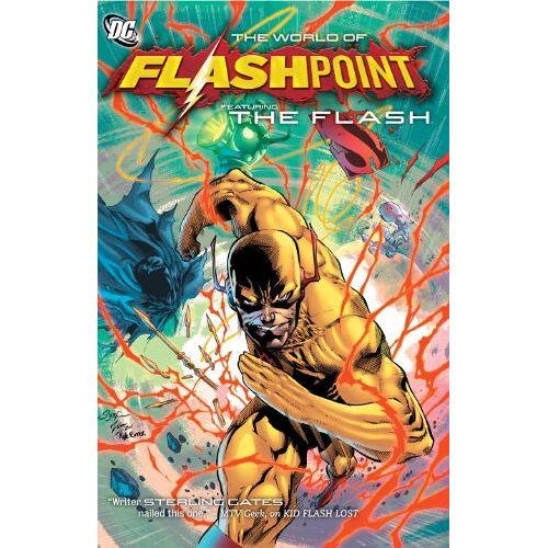 Sean Ryan - Flashpoint: The World of Flashpoint Featuring The Flash (Flash (DC Comics)) - Preis vom 05.09.2020 04:49:05 h