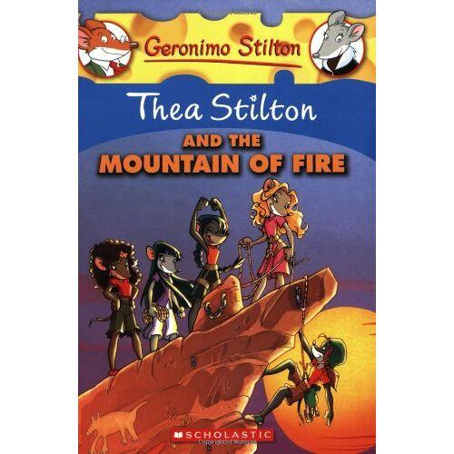 Thea Stilton - Thea Stilton and the Mountain of Fire: A Geronimo Stilton Adventure (Geronimo Stilton: Thea Stilton) - Preis vom 24.01.2021 06:07:55 h