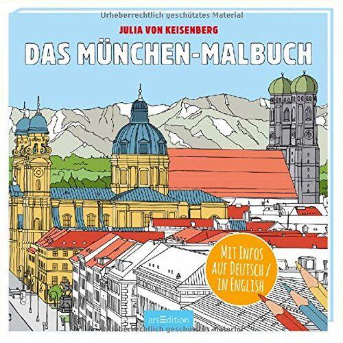 - Das München-Malbuch (Malprodukte für Erwachsene) - Preis vom 01.12.2019 05:56:03 h