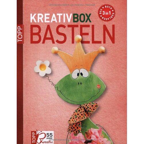 - Kreativ-Box Basteln: 3 in 1 -Box + Buch + Vorlagen - Preis vom 26.01.2021 06:11:22 h