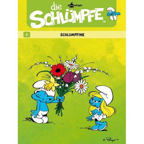 Peyo - Die Schlümpfe 03. Schlumpfine - Preis vom 26.02.2021 06:01:53 h