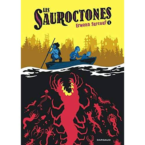 - Les Sauroctones - Sauroctones (Les) - Tome 1 (Les Sauroctones (1)) - Preis vom 08.03.2021 05:59:36 h