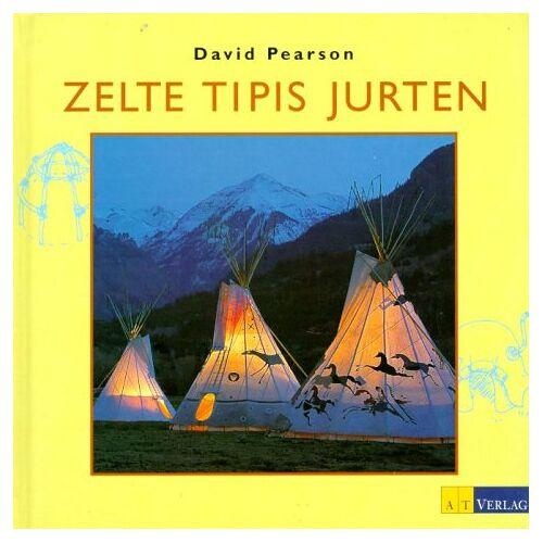 David Pearson - Zelte, Tipis, Jurten - Preis vom 20.10.2020 04:55:35 h