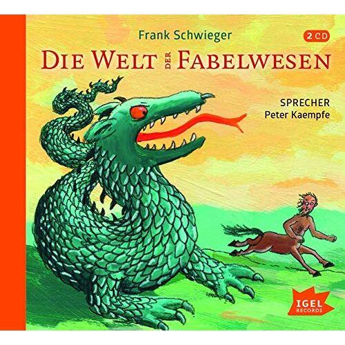 Frank Schwieger - Die Welt der Fabelwesen - Preis vom 24.01.2020 06:02:04 h