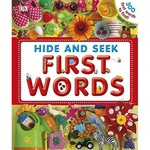 DK - Hide and Seek First Words (First Word Books) - Preis vom 12.05.2021 04:50:50 h