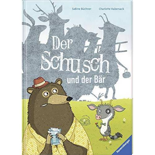 Charlotte Habersack - Der Schusch und der Bär - Preis vom 27.02.2021 06:04:24 h