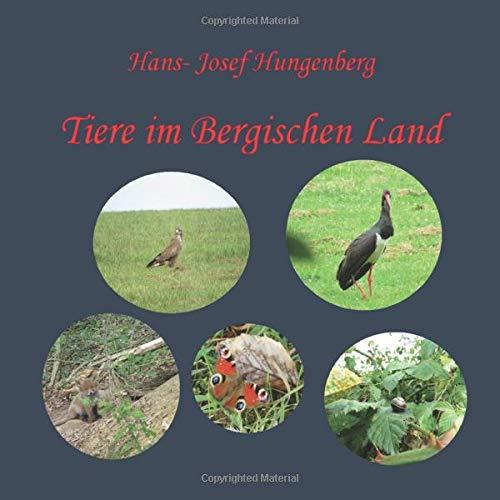 Hungenberg, Hans- Josef - Tiere im Bergischen Land - Preis vom 18.04.2021 04:52:10 h