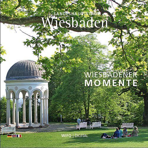 Christian Wauer - Wiesbaden Bildband - Wiesbadener Momente: Landeshauptstadt Wiesbaden - Preis vom 20.10.2020 04:55:35 h