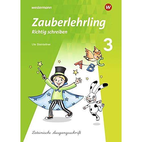 - Zauberlehrling / Zauberlehrling - Ausgabe 2019: Ausgabe 2019 / Arbeitsheft 3 LA - Preis vom 14.04.2021 04:53:30 h