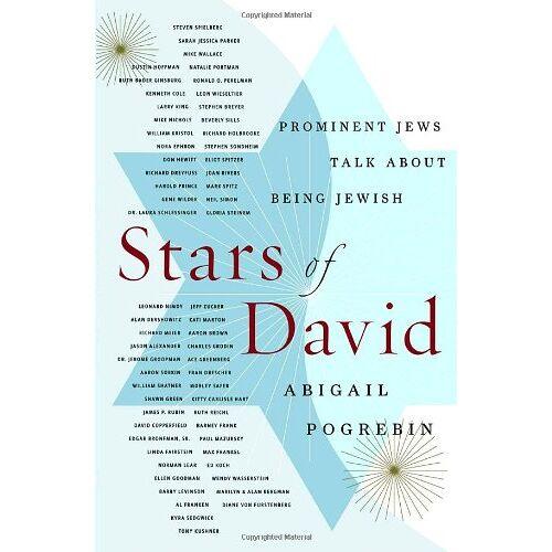 Abigail Pogrebin - Stars of David: Prominent Jews Talk About Being Jewish - Preis vom 12.05.2021 04:50:50 h