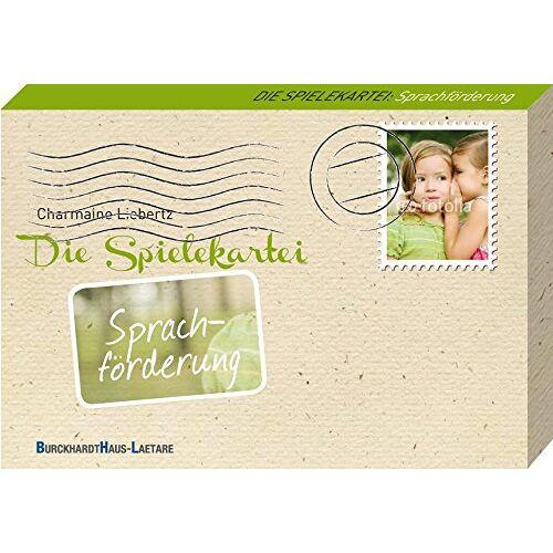 Charmaine Liebertz - Die Spielekartei: Sprachförderung - Preis vom 08.05.2021 04:52:27 h