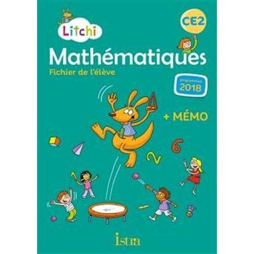 - Litchi Mathématiques CE2 - Fichier élève + Mémo - Ed. 2020 (Litchi (47)) - Preis vom 18.04.2021 04:52:10 h
