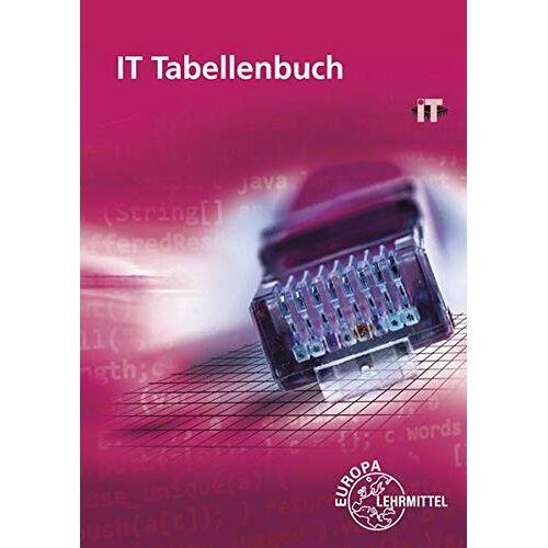 Elmar Dehler - IT Tabellenbuch - Preis vom 09.04.2021 04:50:04 h